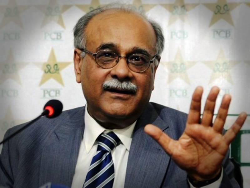 چیئرمین پی سی بی نجم سیٹھی کی تعیناتی لاہور ہائیکورٹ میں چیلنج