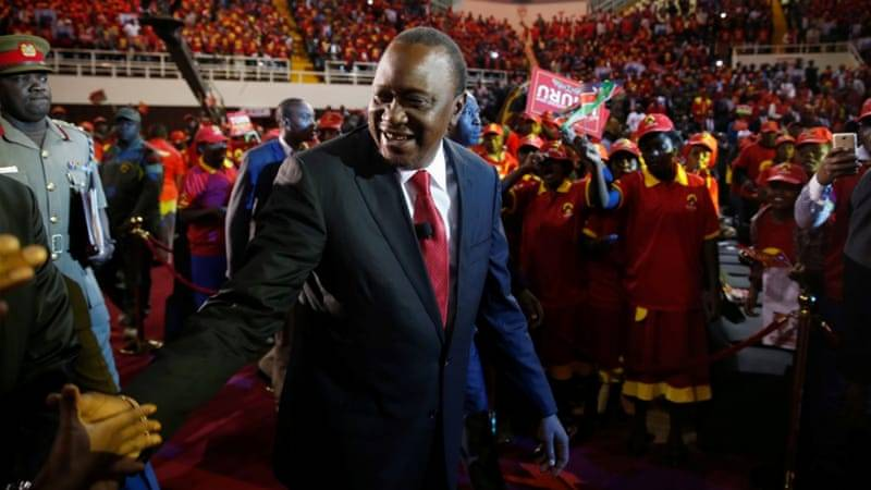 کینیا کے انتخابی نتائج کے بعداپوزیشن کے زبردست مظاہرے