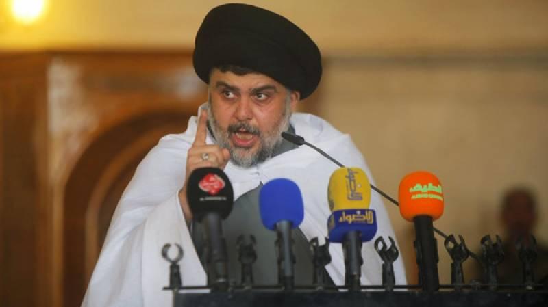 سعودی عرب علاقائی باپ کا کردار ادا کررہا ہے، مقتدیٰ الصدر