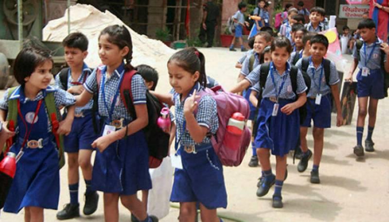 پنجاب میں موسم گرما کی چھٹیوں کے بعد تعلیمی ادارے دوبارہ کھل گئے