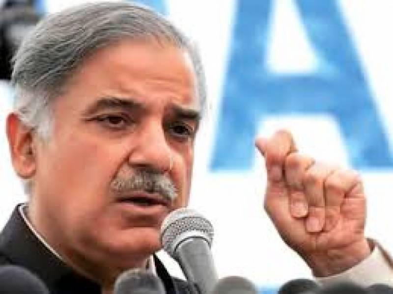 یہ وقت نفاق کا نہیں اتفاق کا ہے،پاکستان کی ترقی اور عوام کی خوشحالی کیلئے سب کو ملکرکام کرنا ہے :شہبازشریف