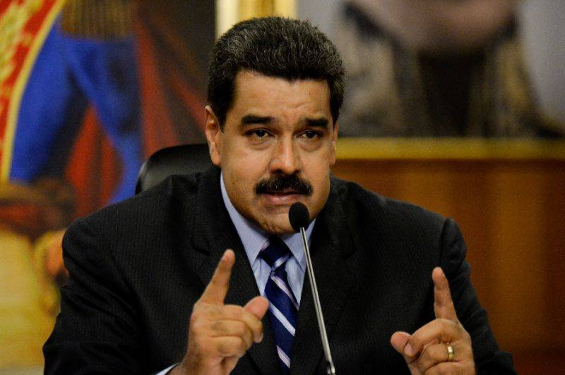 امریکی دھمکی، وینزویلا کے صدر نکولس کا فوجی مشقوں کا اعلان