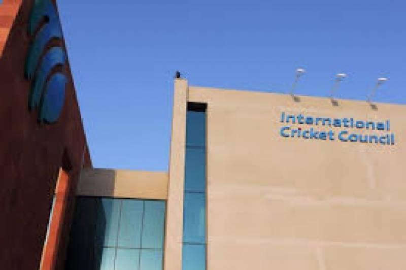 آئی سی سی ٹیسٹ رینکنگ میں بھارت پہلے پاکستان چھٹے نمبرپر موجود