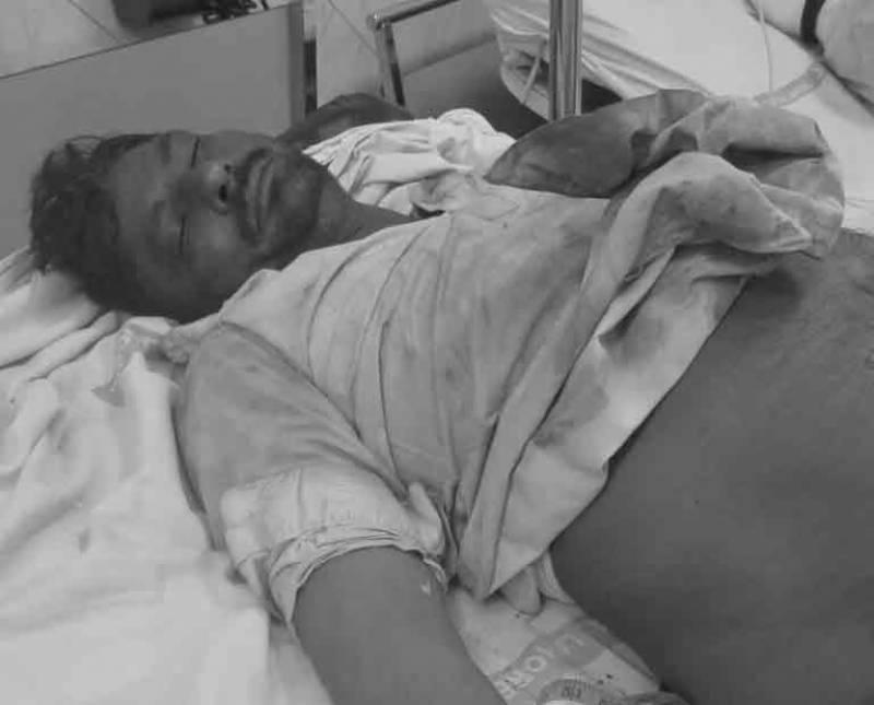 لاہور: مویشی منڈی میں ڈاکو بیوپاریوں سے تیس لاکھ روپے لوُٹ کر فرار