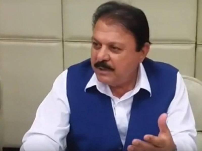 سردار یعقوب ناصر مسلم لیگ ن کے قائم مقام صدر منتخب