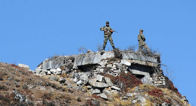 بھارت اپنی فوج اور جنگی ہتھیار چینی علاقے سے واپس بلالے ، چین کا پھر انتباہ