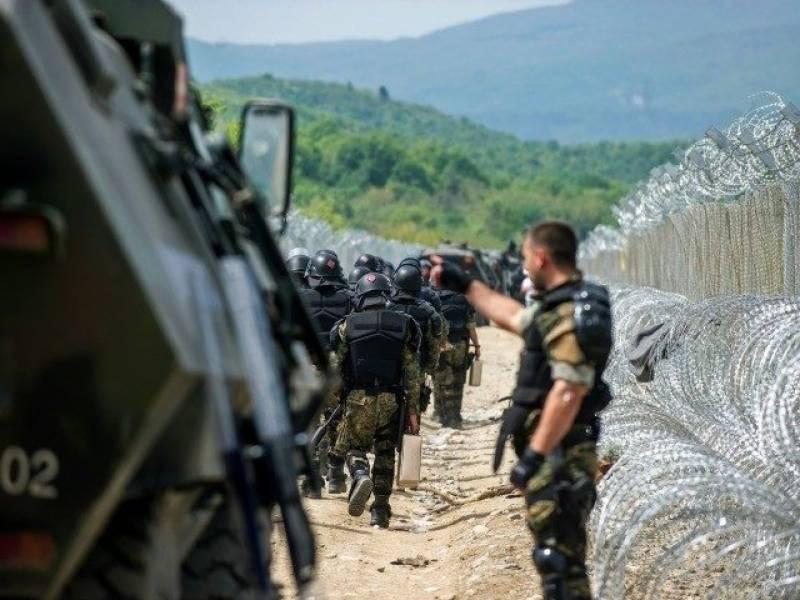 آسٹریا نے پناہ گزینوں کی آمد روکنے کے لئے اطالوی سرحد پر فوج کی تعداد بڑھا دی