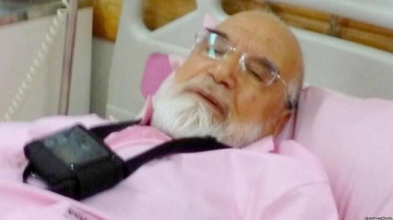 ایرانی اپوزیشن لیڈر مہدی کروبی کا بھوک ہڑتا ل کا اعلان