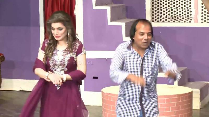 سٹیج اداکارہ رائمہ خان پر فالج کا حملہ، ہسپتال منتقل کر دیا گیا