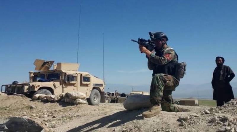 افغان صوبے ننگرہار میں فضائی کارروائی، داعش کے 45 دہشت گرد ہلاک