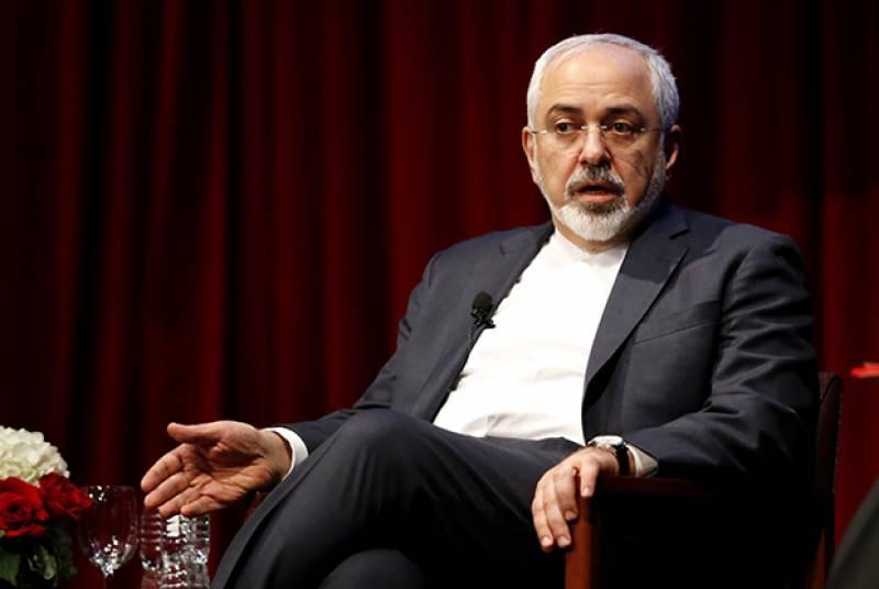 ایران کی ٹرمپ کے دوہرے معیار پر نکتہ چینی