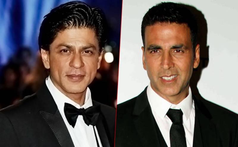 100 کروڑ کلب کی جنگ میں اکشے کمار نے شاہ رخ خان کو مات دیدی