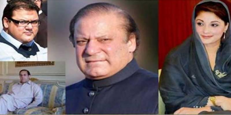 شریف خاندان کا کوئی بھی فرد آج بھی نیب لاہور آفس حاضر نہ ہوا ،ذرائع