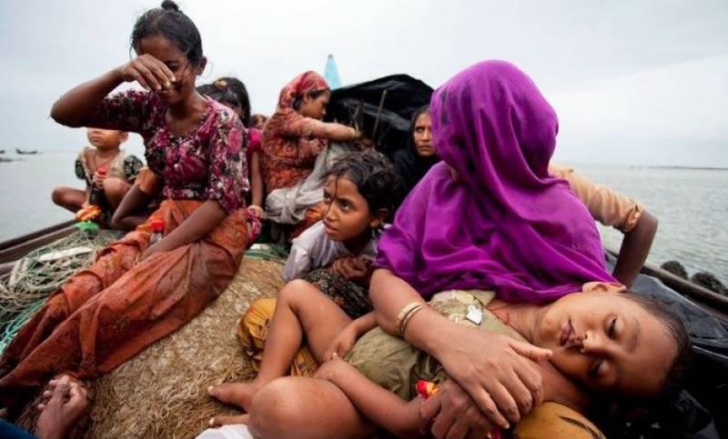 بنگلہ دیش نے روہنگیا پناہ گزینوں کی کشتی واپس بھیج دی