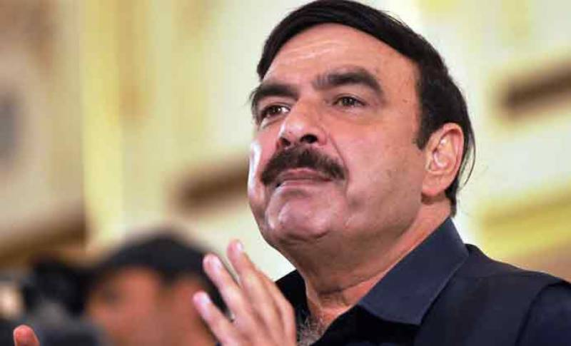 ن لیگ نے جو کھیل کھیلا خود اس کے شکنجے میں آ گئے، شیخ رشید