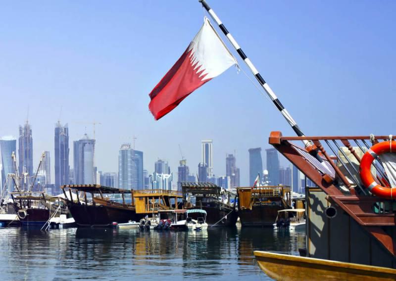 قطر کا مالیاتی نظام تباہی کے دہانے پر پہنچ گیا