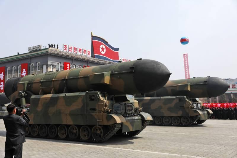 شمالی کوریا نے غلطی سے اپنے میزائلوں کا انکشاف کردیا
