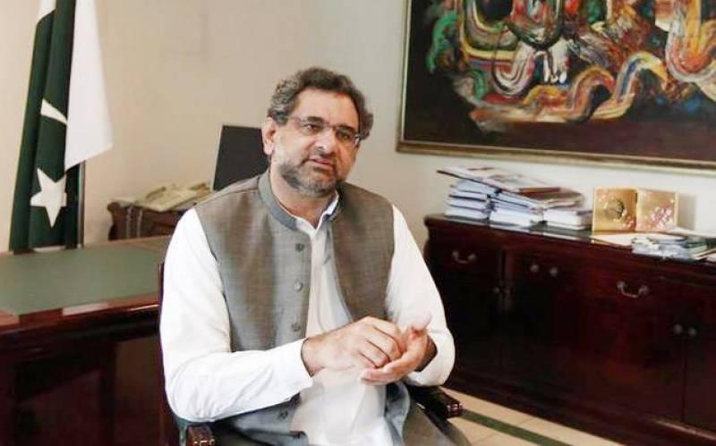 ٹرمپ کی نئی افغان پالیسی ناکام ہو جائے گی، وزیر اعظم