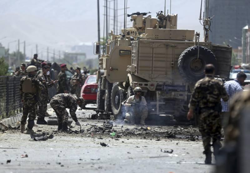 افغان صوبے ہلمند میں خودکش حملہ 13افراد جاں بحقصان