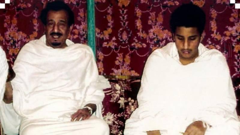شاہ سلمان اور ولی عہد 19 سال قبل حج کے موقع پر اتاری گئی تصویر کے ہر طرف چرچے