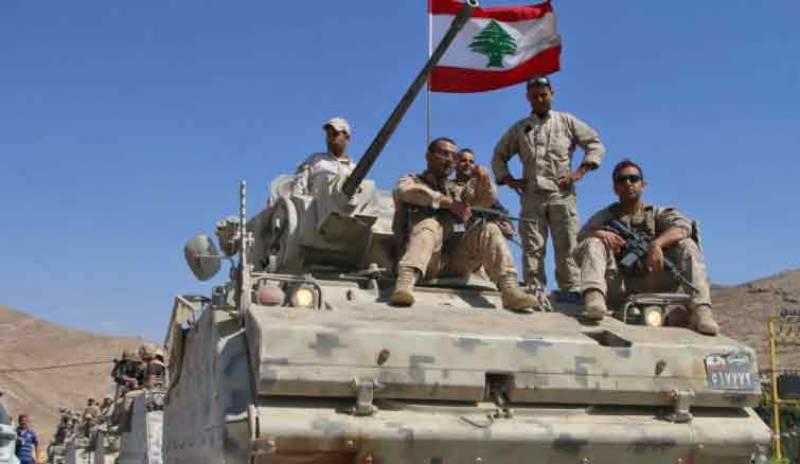 لبنان کا داعش کے ساتھ جنگ بندی کا اعلان
