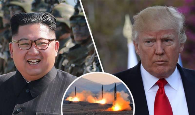شمالی کوریا نے تیسری عالمی جنگ کی تیاری شروع کر دی،امریکا کو شدید خطرہ