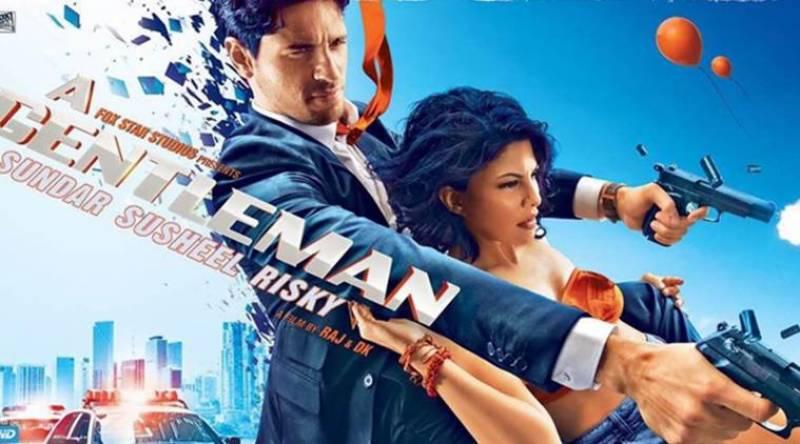 """بھارتی فلم """"اے جینٹل مین"""" ریلیز کے ساتھ آن لائن لیک ہو گئی"""