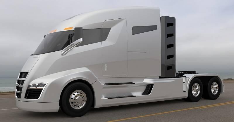 ایک چارج سے طویل سفر کرنےوالاالیکٹرک ٹرک بنانے کا اعلان