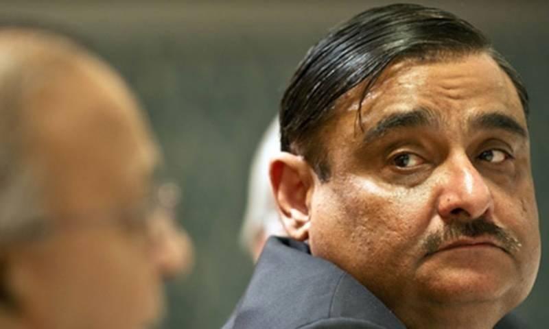 ڈاکٹر عاصم رینجرز کی وردی کو دیکھ کر چیخیں مارتے ہیں ،میڈیکل رپورٹ