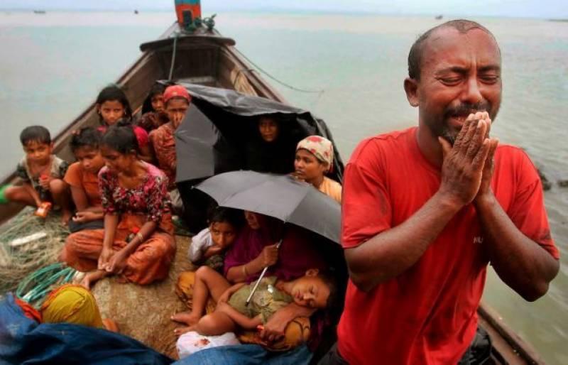 بنگلہ دیش روہنگیا مسلمانوں کو پناہ دے، اقوام متحدہ