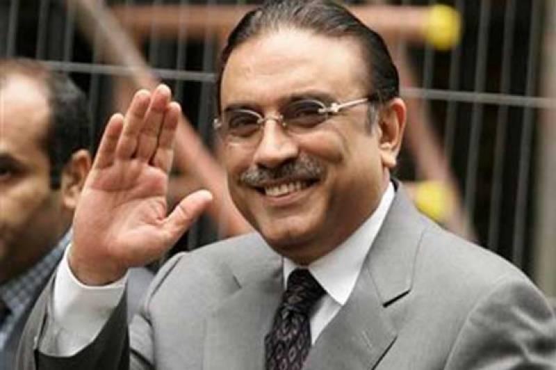 میرے خلاف تمام سیاسی مقدمات بنائے گئے اور ہر مقدمہ جیل کے اندر سے جیتا : آصف علی زرداری