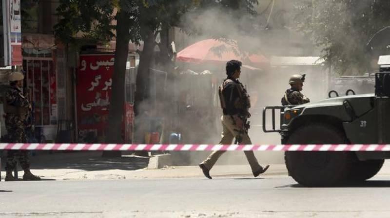 کابل میں بینک کے باہر خودکش حملے میں 5 افراد ہلاک