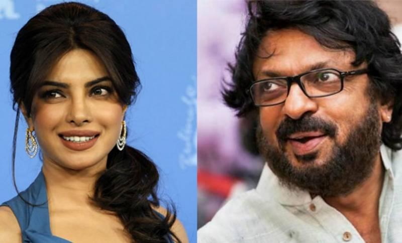 پریانکا چوپڑا نے سنجے لیلا بھنسالی کی فلم میں کام کرنے سے انکار کر دیا