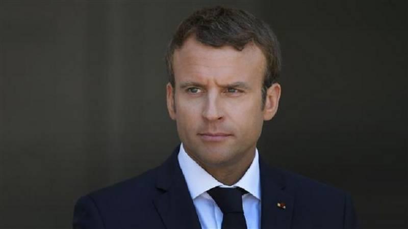 فرانسیسی صدر کا صرف دہشت گردی کا لفظ استعمال کرنے کے بجائے بار بار