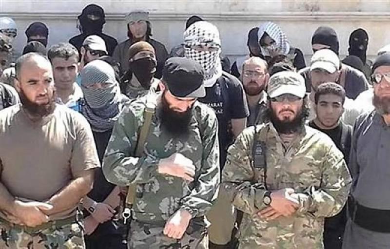 عراقی فوج نے داعش سے بڑا علاقہ آزاد کروا لیا