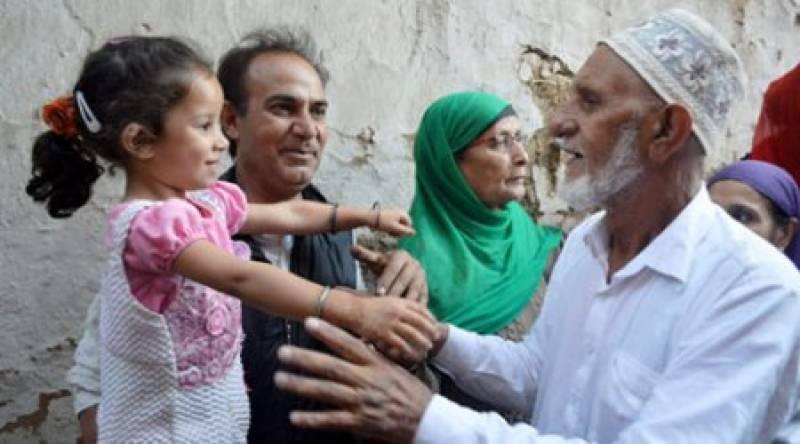 حج کے موقع پر 200کے قریب بچے گمشدہ ٗ 130مل گئے