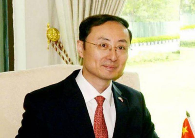 پاکستان کے وزیر خارجہ برکس اعلامیے کے حوالے سے چین کا دورہ کر رہے ہیں :چینی سفیر