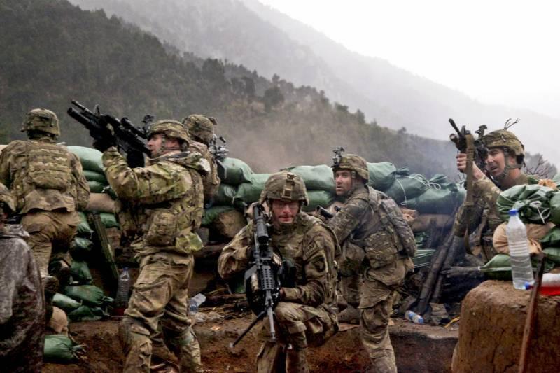ساڑھے تین ہزار اضافی امریکی فوجی افغانستان بھیجنے کا اعلان