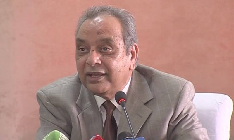کراچی یونیورسٹی میں دہشت گردوں کا کوئی ونگ نہیں، ڈاکٹر اجمل