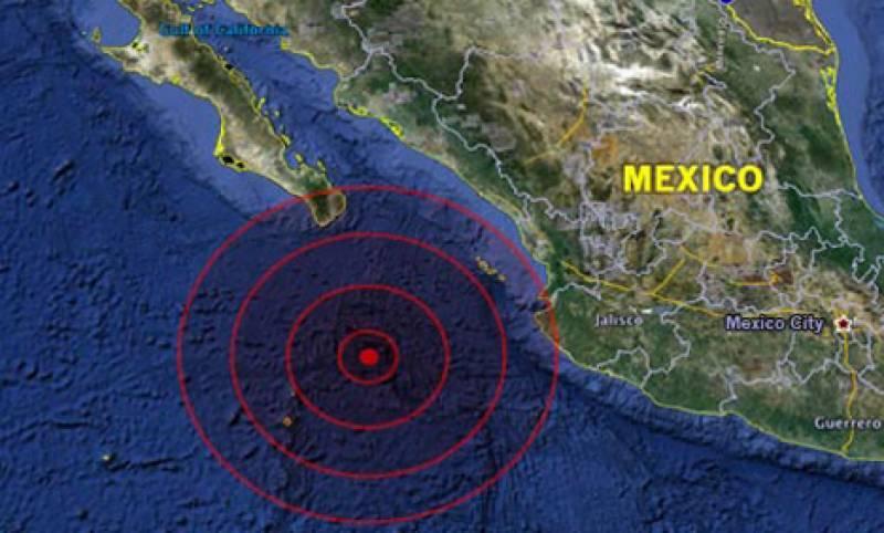 میکسیکو میں 8.0شدت کے زلزلے کے بعد سونامی وارننگ جاری
