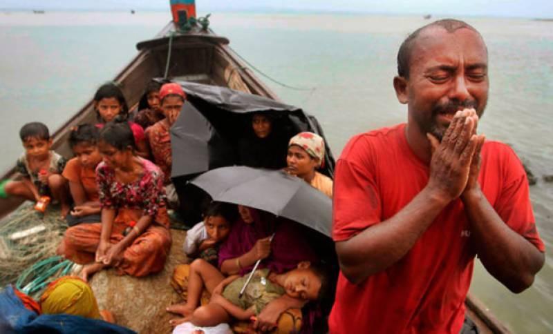 میانمار میں ایک ہزار سے زائد مسلمانوں کو قتل کیا جاچکا ہے، اقوام متحدہ