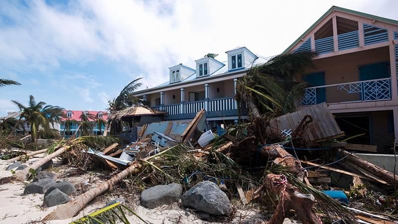 سمندری طوفان نے امریکہ میں تباہی مچا دی ٗ 10افراد ہلاک