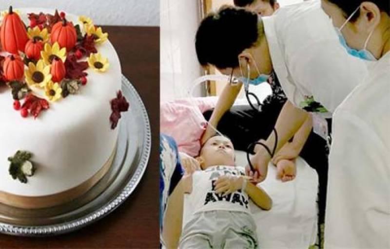 غیر معیاری کیک کھانے سے چین میں 121 طالبات کی حالت غیر ہوگئی