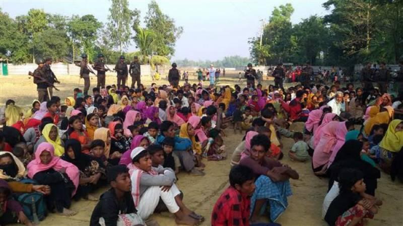 بنگلہ دیش میں روہنگیا مہاجرین کی تعداد 2 لاکھ سے تجاوز کر گئی،اقوام متحدہ
