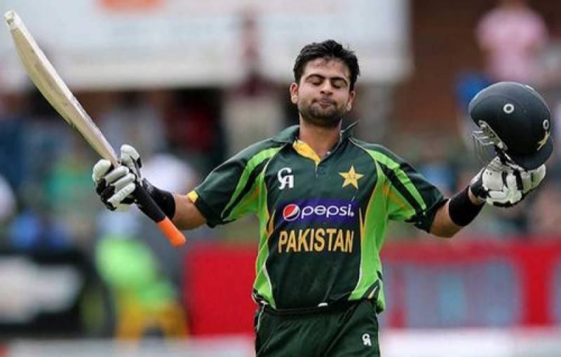 احمد شہزاد 50 ٹی ٹونٹی انٹرنیشنل میچز کھیلنے والے نویں پاکستانی کھلاڑی بن گئے