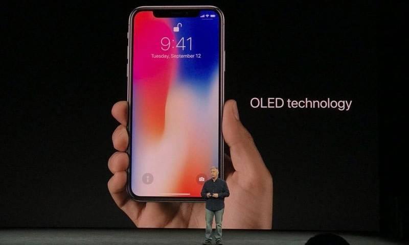 آئی فون ایکس نے لانچنگ تقریب میں ایپل کو دھوکہ دے دیا