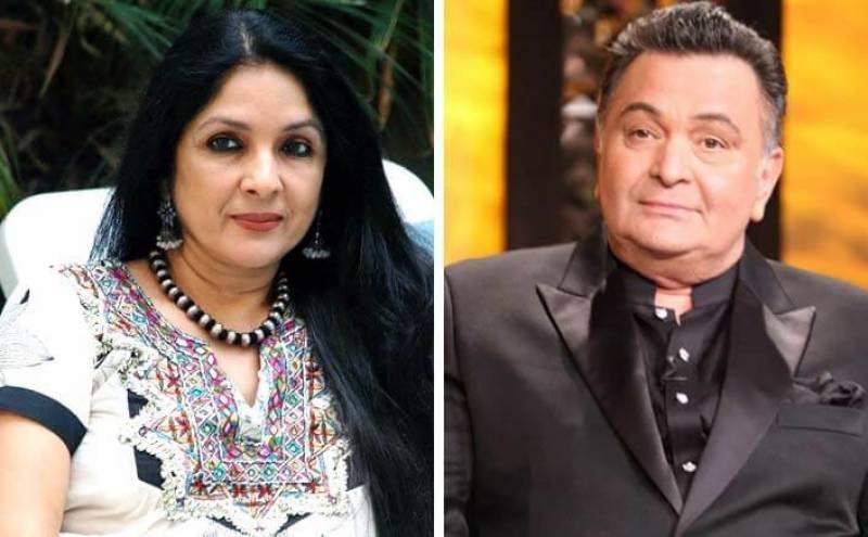 نینا گپتا اور رشی کپور فلم 'ملک' میں پہلی بار مد مقابل