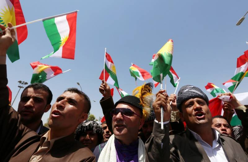عراقی وزیراعظم نے کردستان میں مجوزہ ریفرنڈم کو مسترد کر دیا