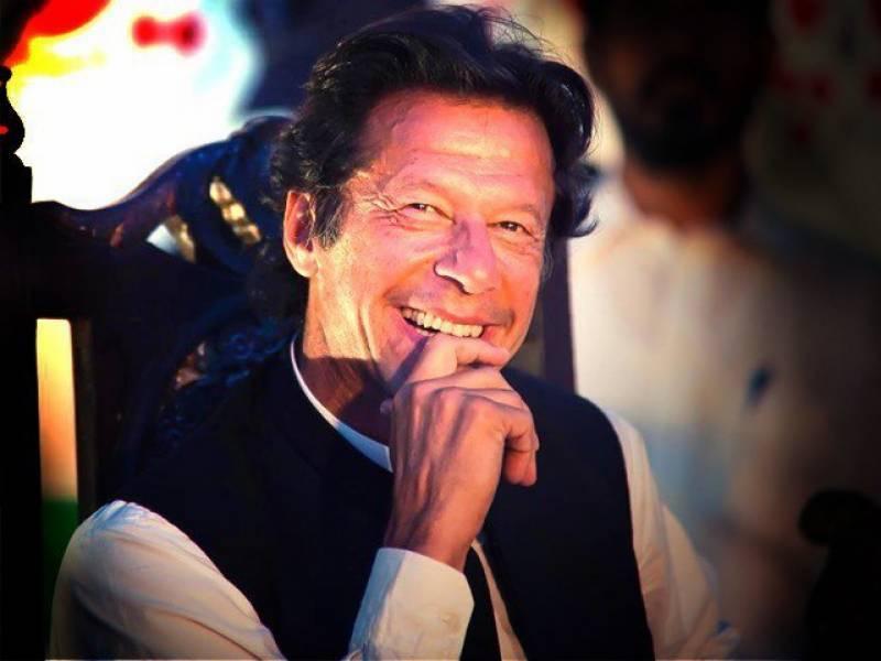 مریم نواز ڈپٹی وزیراعظم بنی ہوئی ہیں: عمران خان