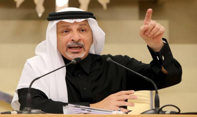 سعودی عرب نے قطر کے خلاف کوئی سازش نہیں کی, احمد قطان